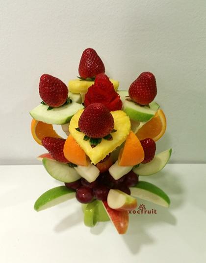 Ramo de fruta Amor