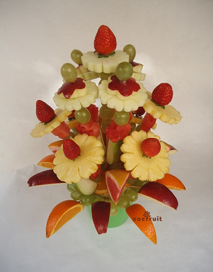 Ramo de fruta Petunia