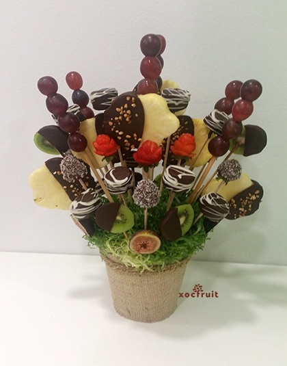 Ramo de frutas Cactus